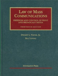 Law Of Mass Communications