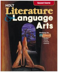 Literature And Language Arts California Student Edition Grade