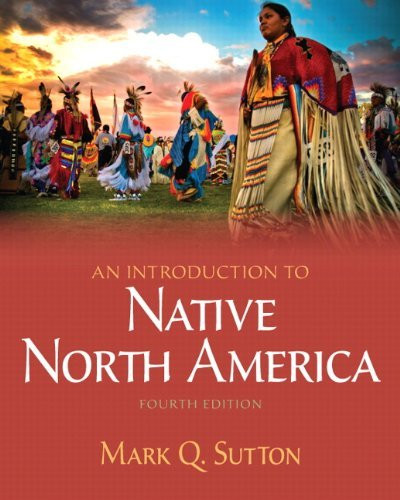 Introduction To Native North America