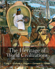 Heritage Of World Civilizations Brief Edition