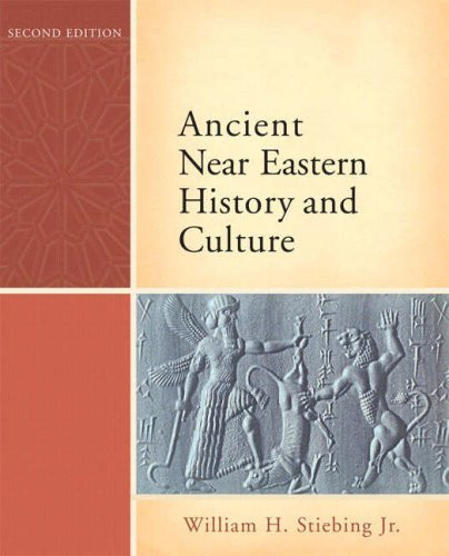 Ancient Near Eastern History And Culture