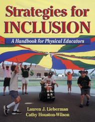 Strategies For Inclusion by Lauren Lieberman