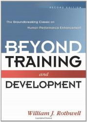 Beyond Training And Development