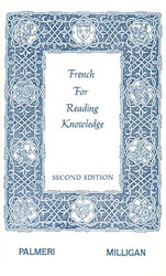 French For Reading Knowledge