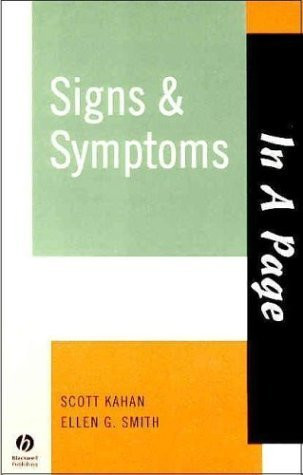 In A Page Signs And Symptoms