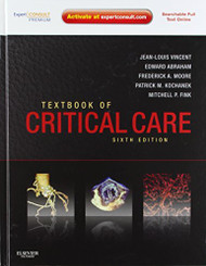 Textbook Of Critical Care  by Jean-Louis Vincent