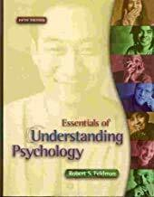 Essentials Of Understanding Psychology - Robert Feldman