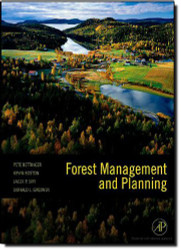Forest Management and Planning by Peter Bettinger