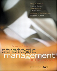 Strategic Management by Mary Crossan