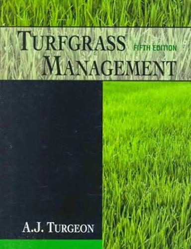 Turfgrass Management