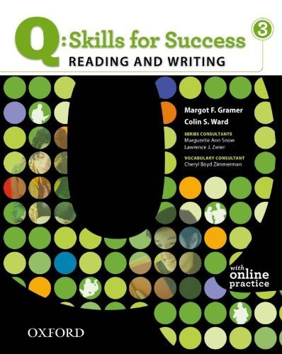 Q Skills For Success 3 Reading And Writing Student Book With Student Access
