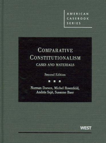 Comparative Constitutionalism