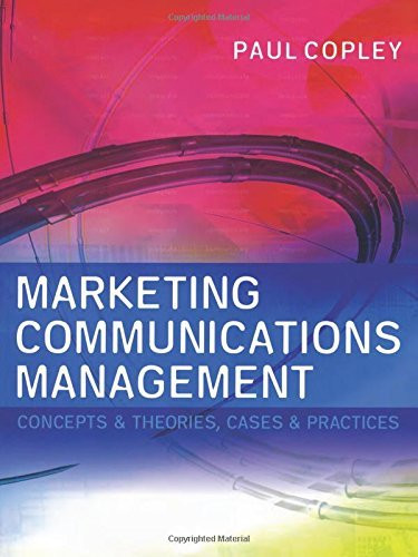 Marketing Communications Management