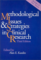 Methodological Issues and Strategies in Clinical Research