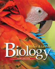MILLER AND LEVINE BIOLOGY GRADE 10 by Prentice Hall