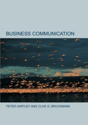 Business Communication by Peter Hartley