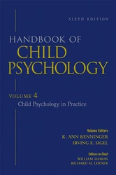 Handbook Of Child Psychology And Developmental Science Ecological Settings And