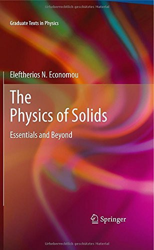 Physics Of Solids