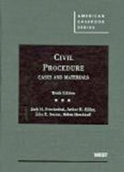 Civil Procedure Cases And Materials