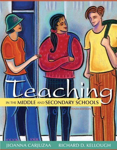 Teaching In The Middle And Secondary Schools