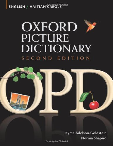 Oxford Picture Dictionary  English-Haitian Creole