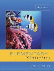 Elementary Statistics - Neil A Weiss