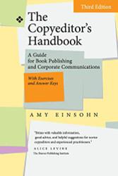 The Copyeditor's Handbook - Amy Einsohn
