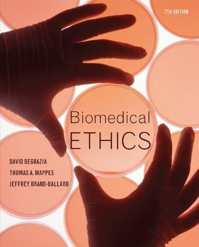 Biomedical Ethics