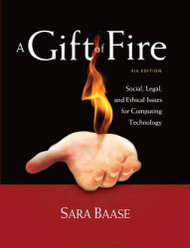 A Gift Of Fire - Sara Baase