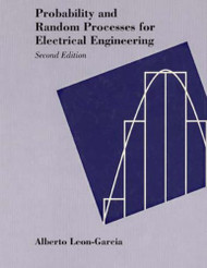 Probability Statistics And Random Processes For Electrical Engineers