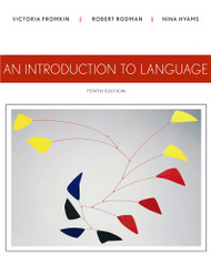 Introduction To Language by Victoria Fromkin
