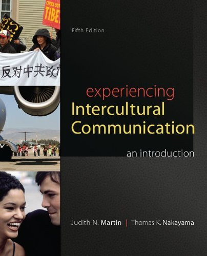 Experiencing Intercultural Communication