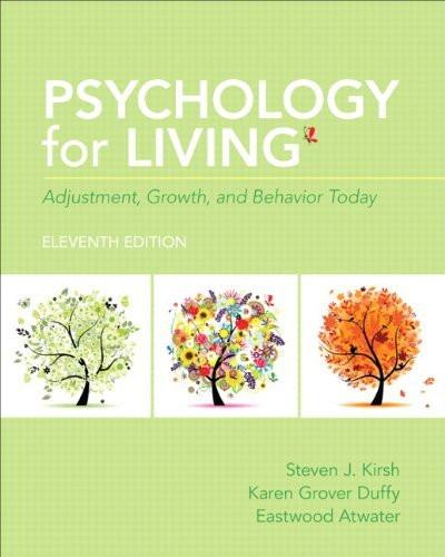 Psychology For Living