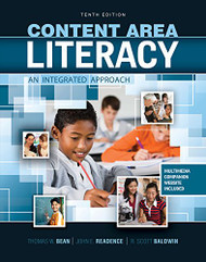 Content Area Literacy  by Thomas Bean