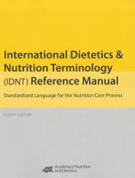 International Dietetics And Nutrition Terminology Reference Manual