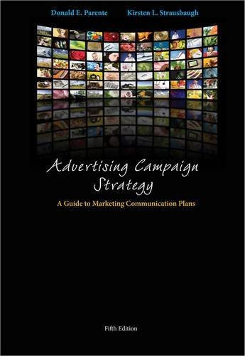 Advertising Campaign Strategy