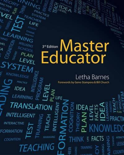 Master Educator's Student Course Book