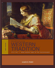 Sources Of The Western Tradition Volume 1 - Marvin Perry