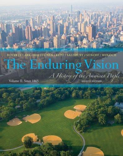 Enduring Vision Volume 2