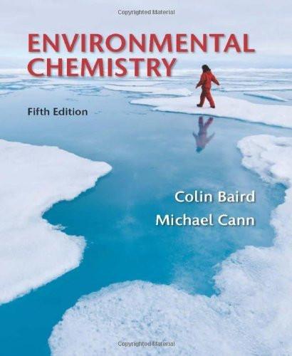Environmental Chemistry