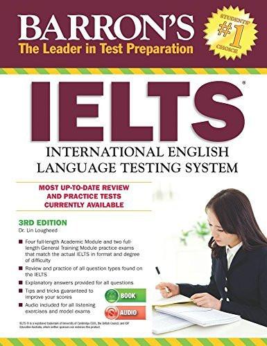 Barron's IELTS International Languate Training System