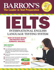 Barron's IELTS International Languate Training System