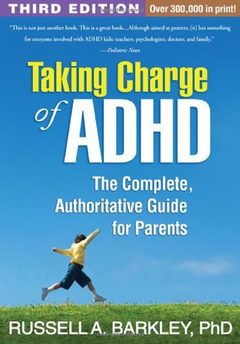 Taking Charge Of Adhd