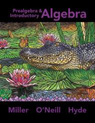 Pre-Algebra And Introductory Algebra