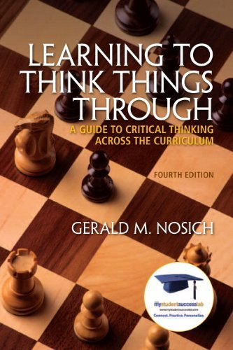 Learning To Think Things Through