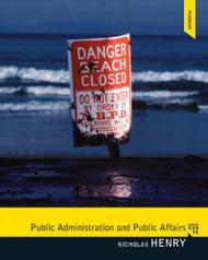 Public Administration And Public Affairs