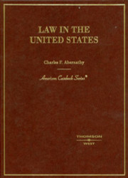 Law In The United States