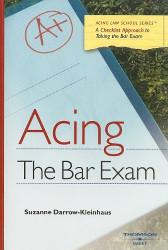 Acing the Bar Exam