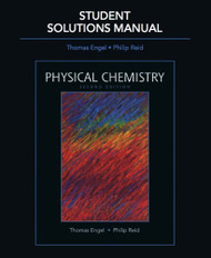 Student's Solutions Manual For Physical Chemistry