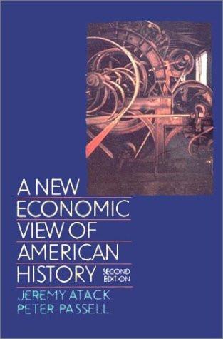 New Economic View Of American History